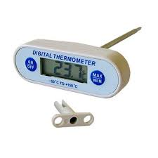 THERMOMETER DIGITAL T-BAR (-50 + 200 DEG)