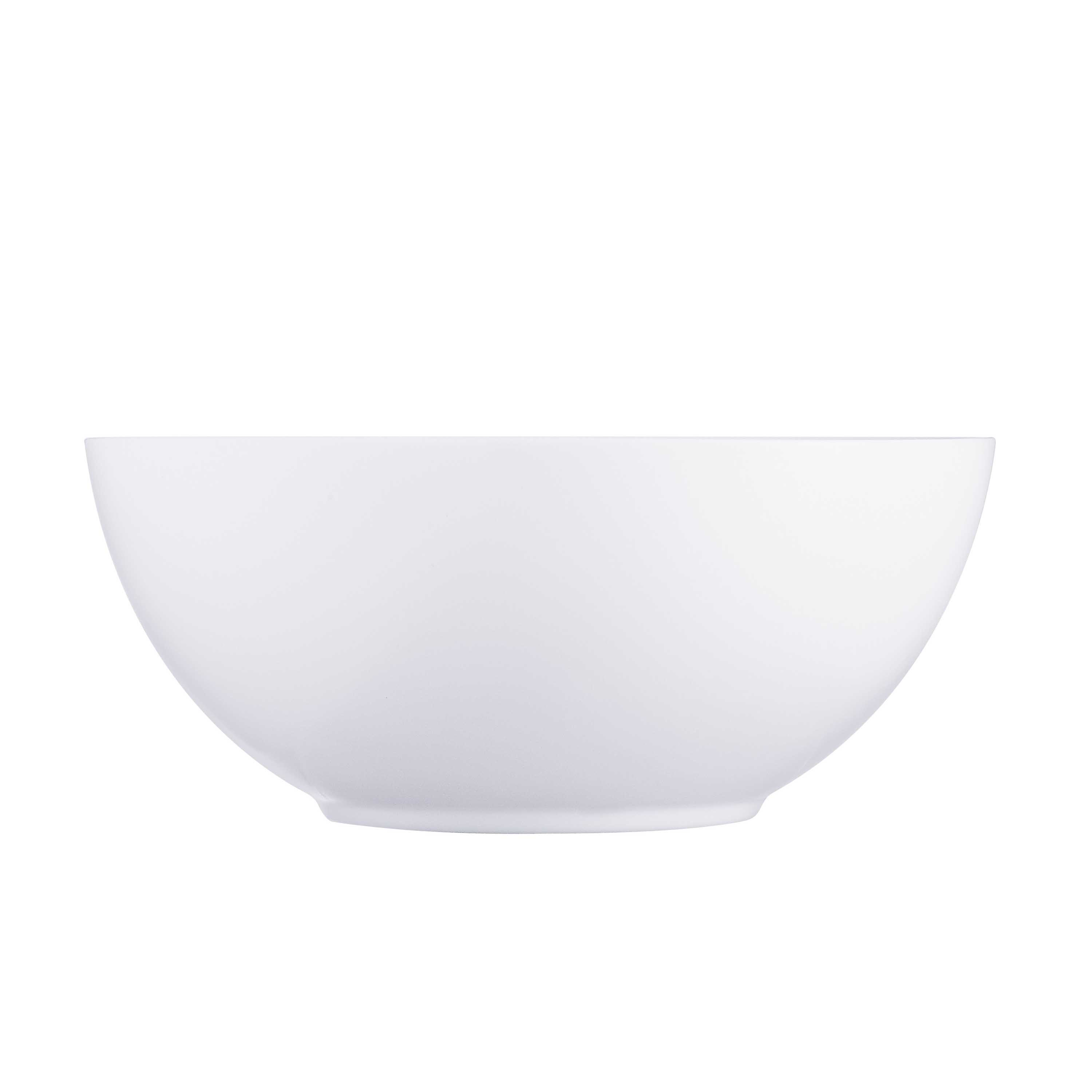 (12 PACK) CONSOL OPAL NOODLE BOWL (180MM:D)