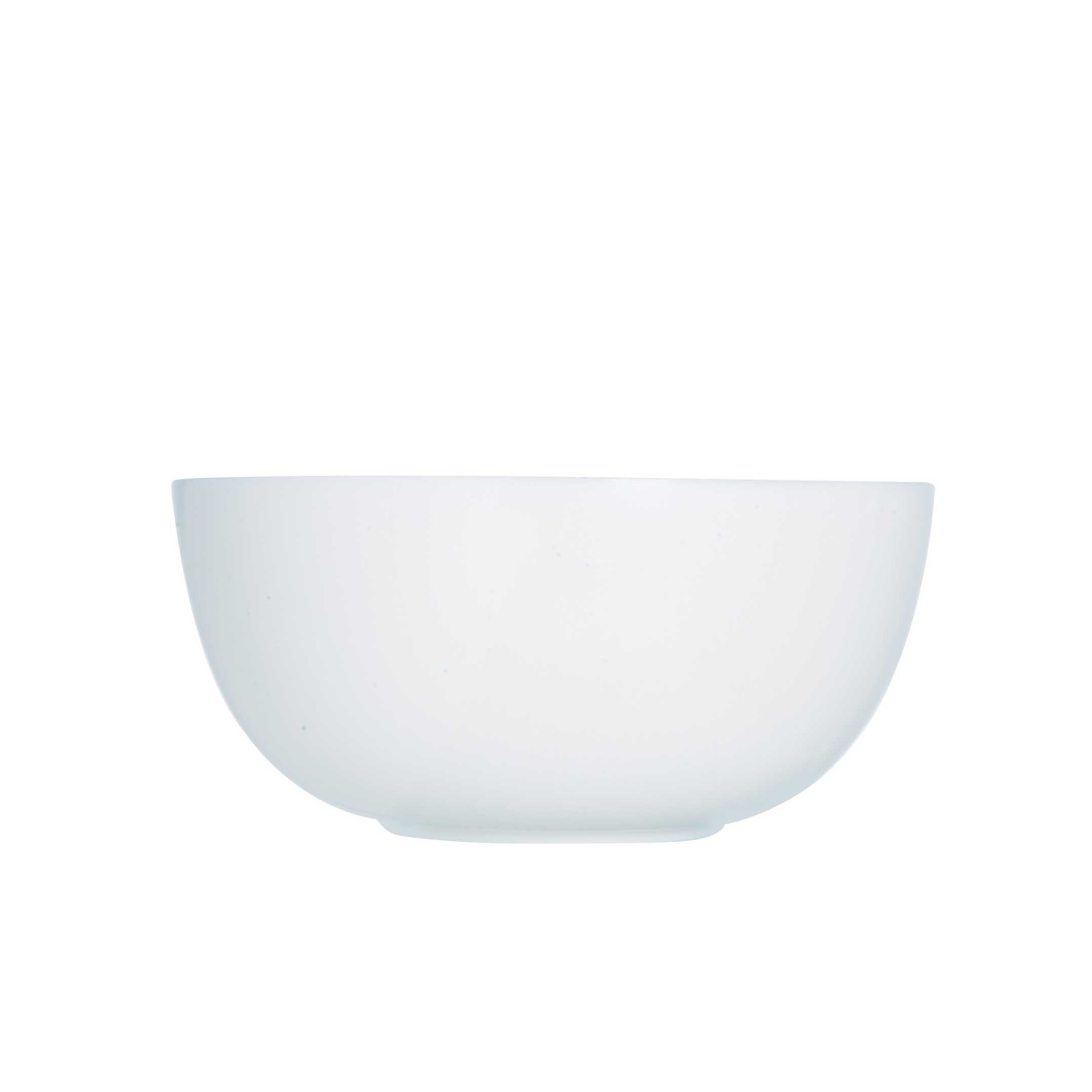 (6 PACK) CONSOL OPAL SALAD BOWL (210MM)