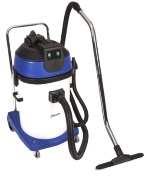 SC60J - 60L PLASTIC WET/DRY VACUUM CLEANER - 2 MOTORS