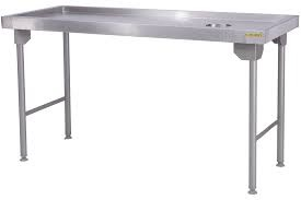 ANOX DIRTIES TABLE 1050 x 650 x 900 mm  (10-14 DAYS LEAD TIME)