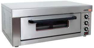 DECK OVEN ANVIL - 3 TRAY - SINGLE DECK (3 PHASE - 50Hz)