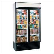 STAYCOLD UPRIGHT FREEZER  2 DOOR HINGED (1140WX2020HX635D)  (DANFROSS ERC)
