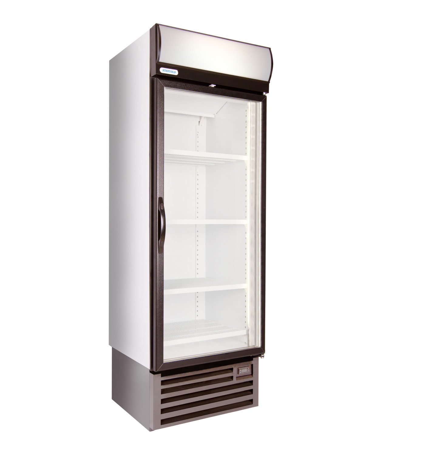 STAYCOLD UPRIGHT FREEZER  1 DOOR HINGED