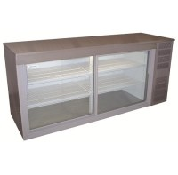 STAYCOLD BACK OF BAR COOLER SLIDING DOOR