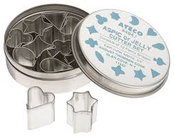 ASPIC CUTTER SET - 12 PIECE ASSORTED