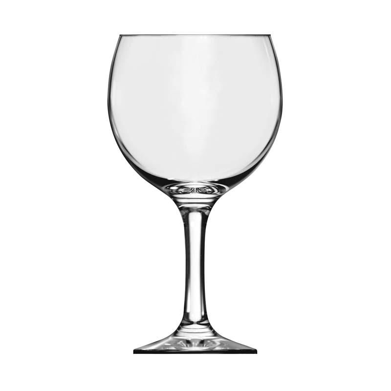 GIN GLASS STEMMED (620ML) (PACK OF  6)