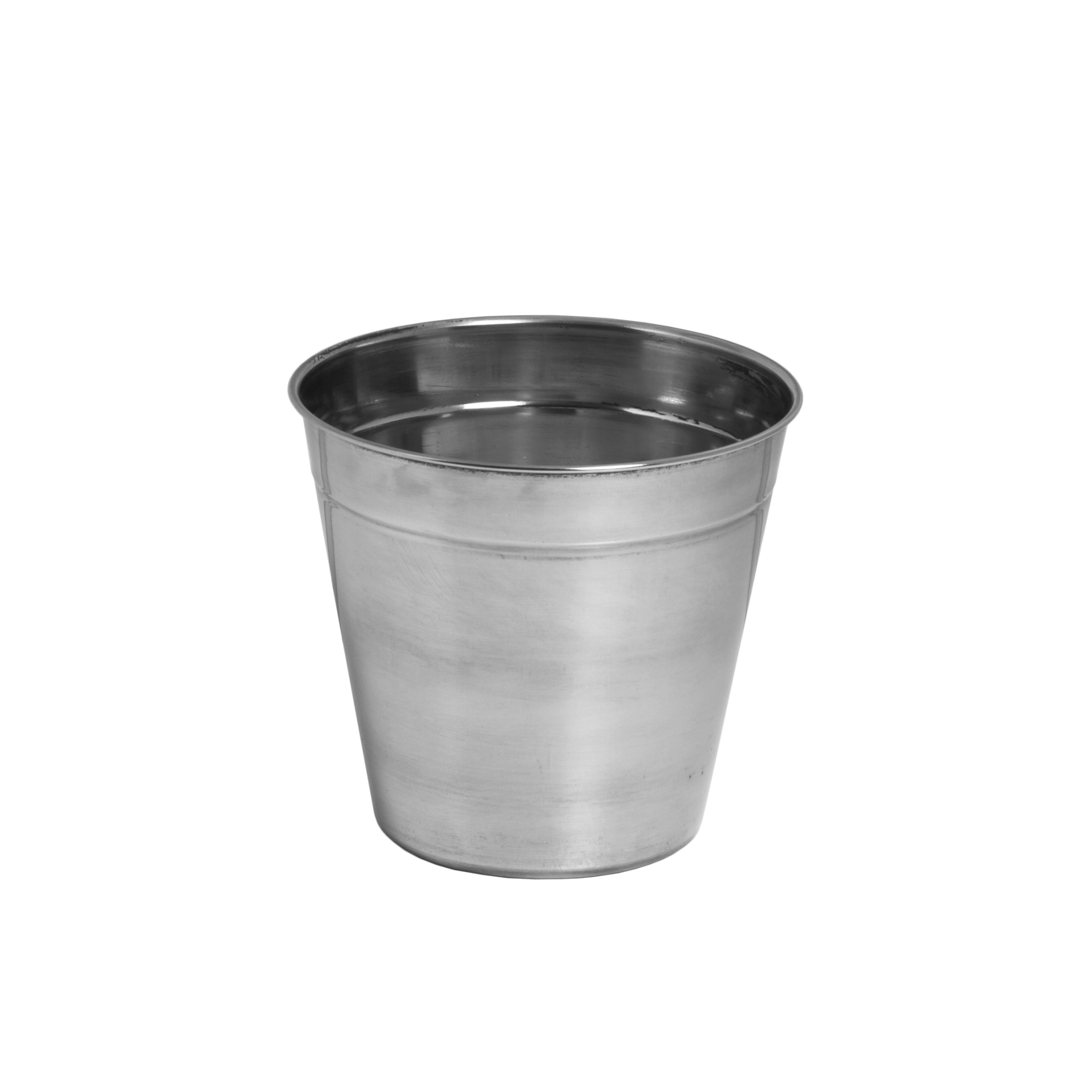 BAR BUTLER ICE BUCKET WITHOUT HANDLES S/STEEL (1L) (140MM:DX135MM:H)
