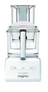 MAGIMIX COMPACT 5200XL FOOD PROCESSOR WHITE