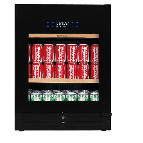 BEVERAGE COOLER WITH EXTERNAL DIGITAL DISPLAY 145Ltr  (PRICE EXCLUDES DELIVERY OUTSIDE GAUTENG)