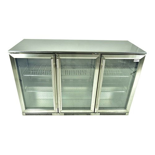UNDER BAR BEVERAGE COOLER300LTR STAINLESS STEEL  (PRICE EXCLUDES DELIVERY OUTSIDE GAUTENG)