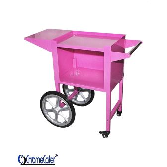POPCORN CART POP6C PINK  (PRICE EXCLUDES DELIVERY OUTSIDE GAUTENG)