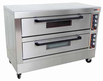 DECK OVEN ANVIL - 9 TRAY - TRIPLE DECK (3 PHASE - 50Hz)