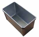 BREAD TRAY ALUSTEEL - SINGLE PAN