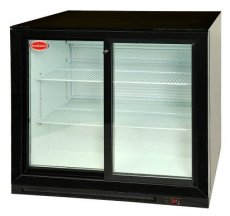 SNOMASTER DOUBLE DOOR - SLIDING  905W X 510D X 900H MM
