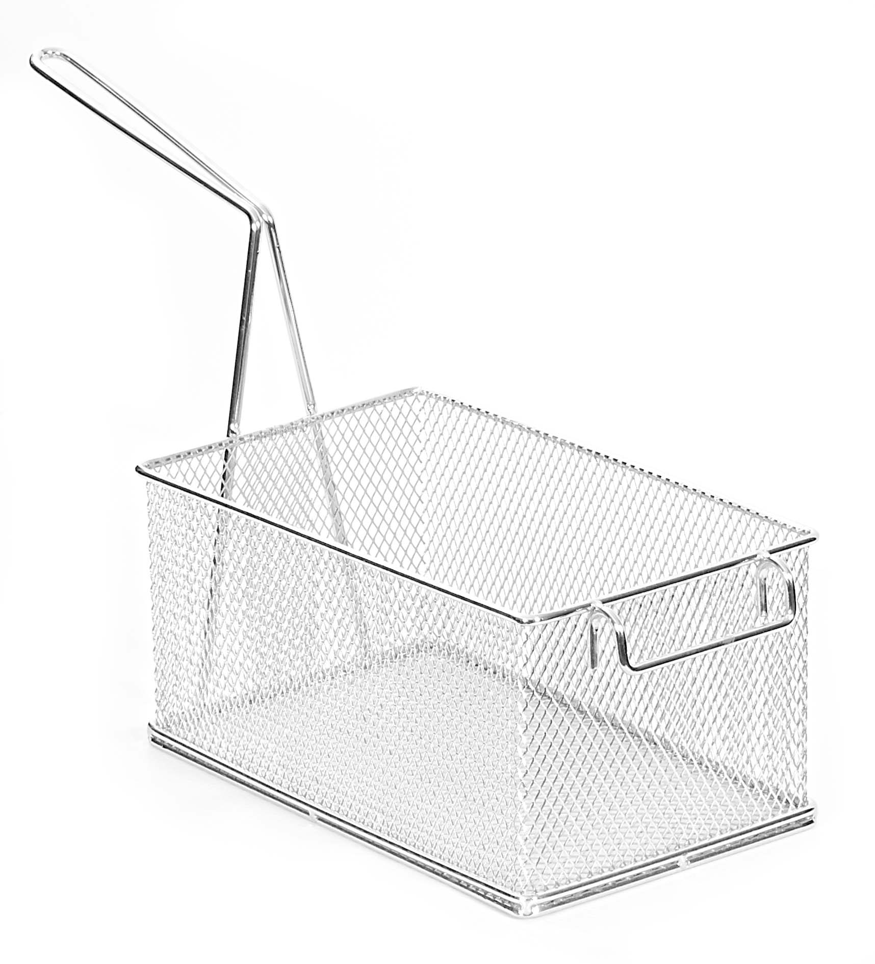CHIP BASKET- 280 x 179 x 130mm (NO SIDE HOOKS)
