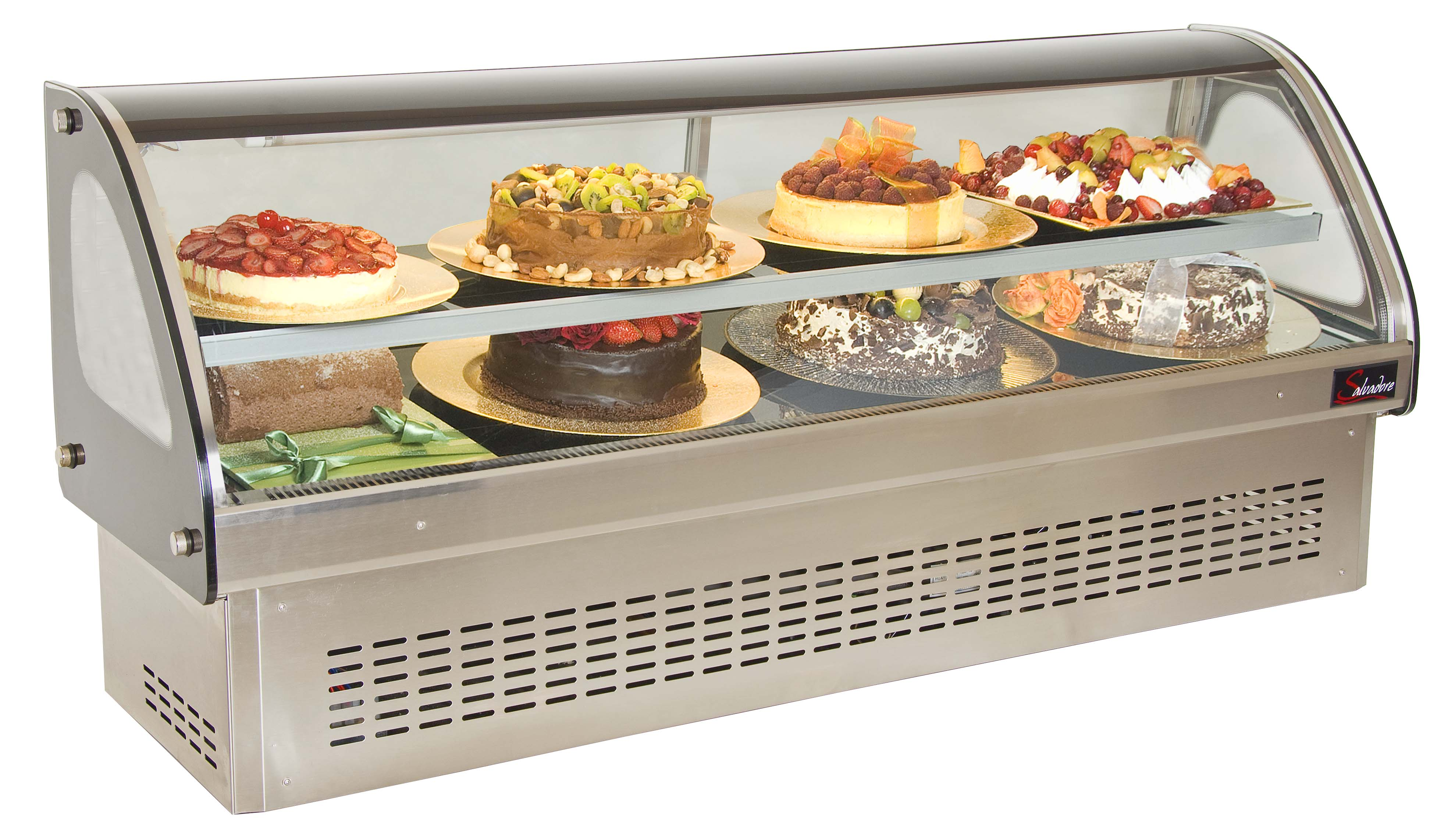 DISPLAY UNIT FRIDGE SALVADORE - C/SUNK AZELIO - 900mm   (DELIVERY IN GAUTENG & WESTERN CAPE ONLY)