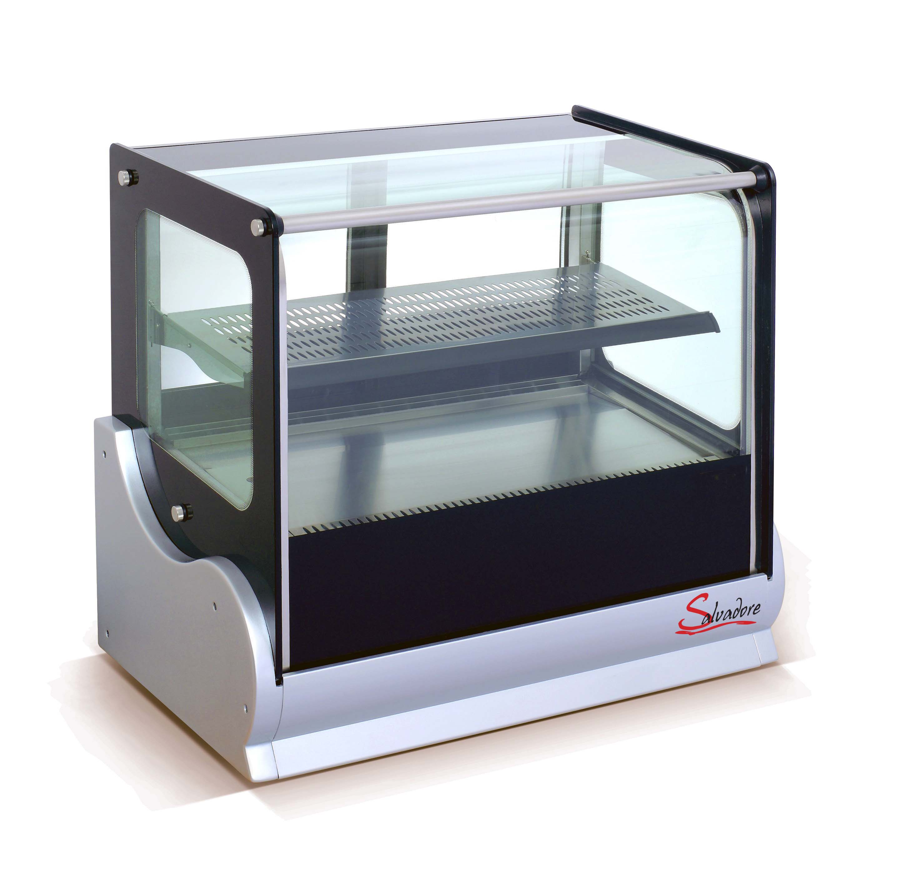 DISPLAY UNIT FRIDGE SALVADORE - C/TOP BELLA - 900mm  (DELIVERY IN GAUTENG & WESTERN CAPE ONLY)