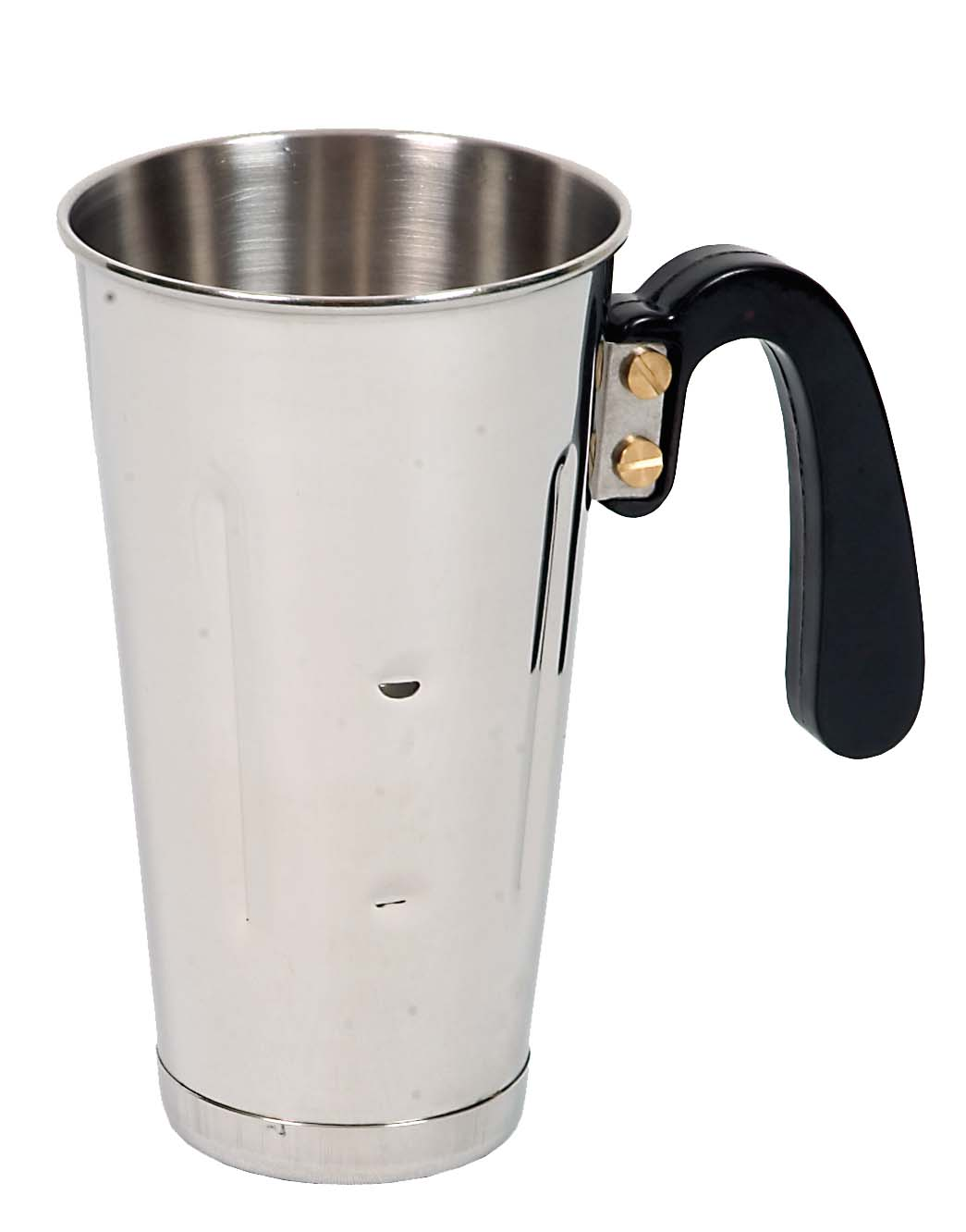 MILK SHAKE CUP S/STEEL WITH HANDLE - 880ml