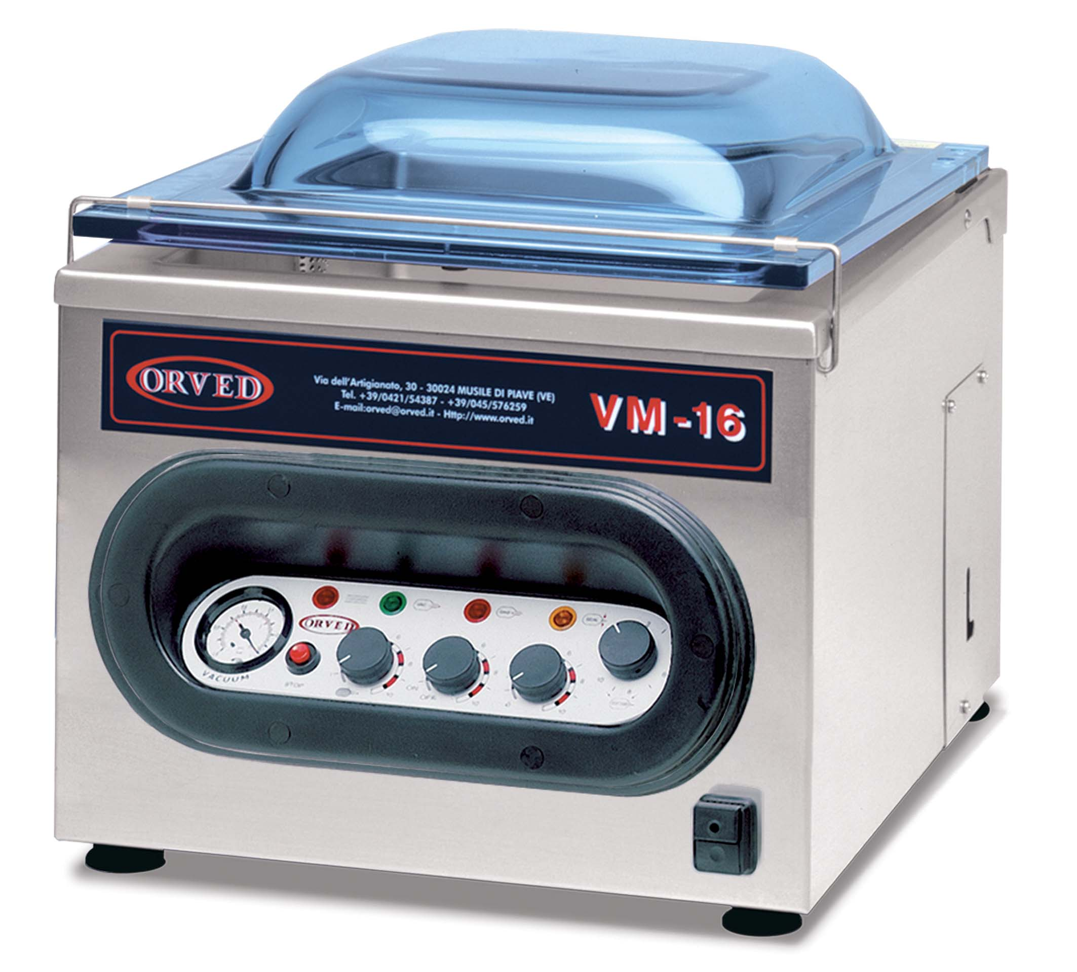 VACUUM PACK MACHINE - VM16 ORVED