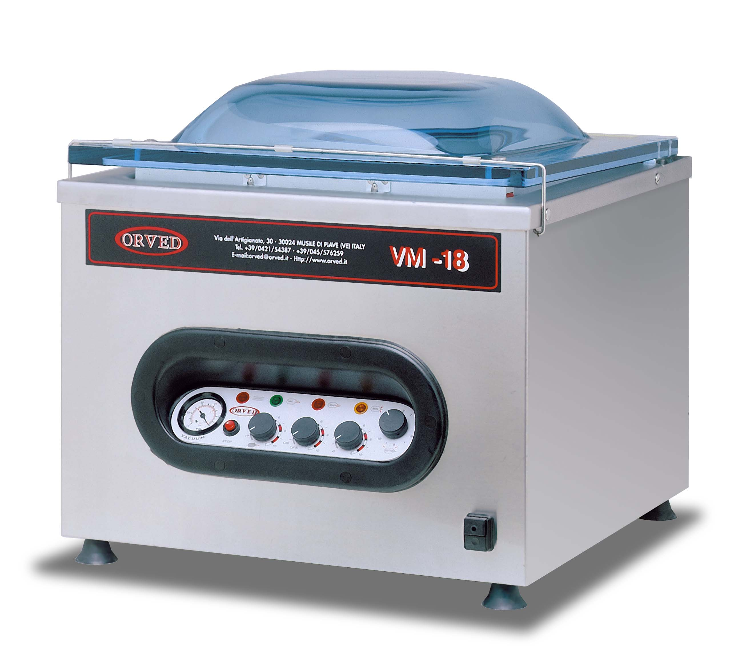 VACUUM PACK MACHINE - VM18 ORVED