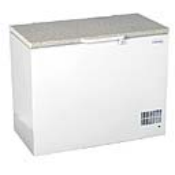 CHEST FREEZER  - 310L MULTIMODE T/STAT STAINLESS STEEL EXTERIOR AND LID