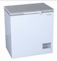 CHEST FREEZER WHITE - 192L - MULTIMODE T/STAT BACK STEP GRANITE TOP SUBTROPICAL