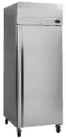 SWING DOOR FREEZER 650LT- 2010 X 740 X 850  (SOLID DOOR )- STAINLESS STEEL INNER AND OUTER SIDES